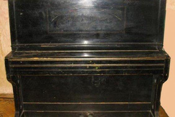 История одного старого фортепиано