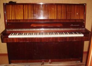 пианино Волжанка