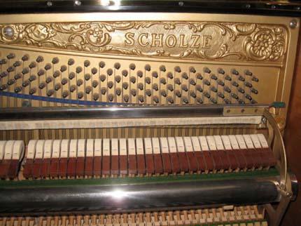 пианино Schоlze