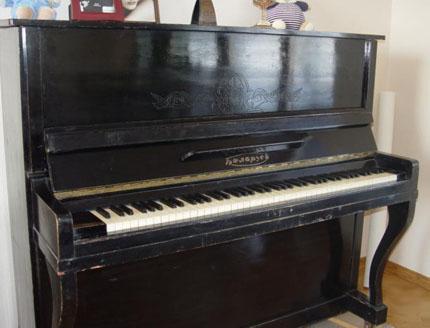 Моя история настройки пианино Беларусь