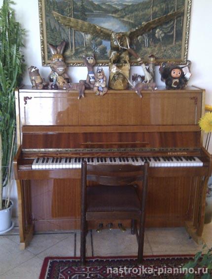 История про пианино и занятия музыкой
