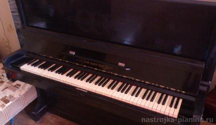 Наше старое пианино Иваново