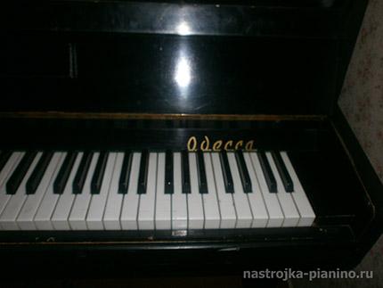 "наше пианино ""Одесса"""